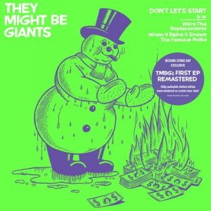 TMBG RSD 2019 EP record store day