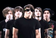 attack attack beartooth Caleb shomo
