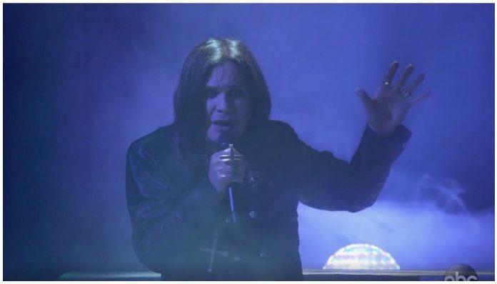 ozzy Osbourne post malone amas