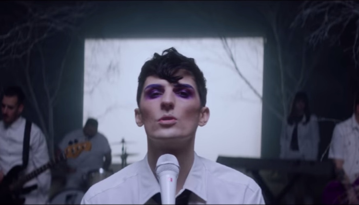 "Creeper get colorfully dark in new ""Born Cold"" music video"