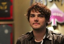 gerard way 2012 my chemical romance