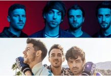 Jonas Brothers, all time low, joe jonas