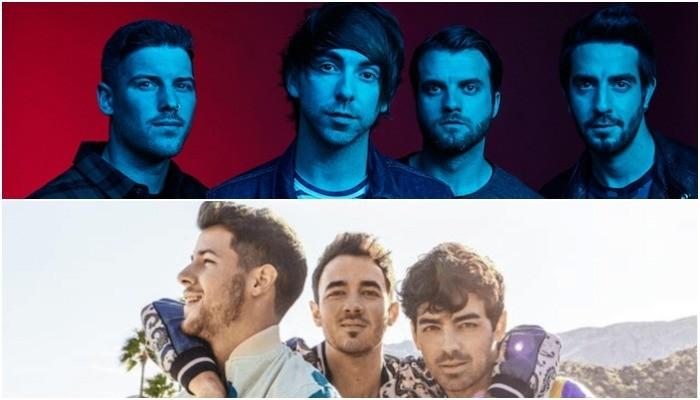 Jack Barakat reacts to Joe Jonas jamming a classic All Time Low track