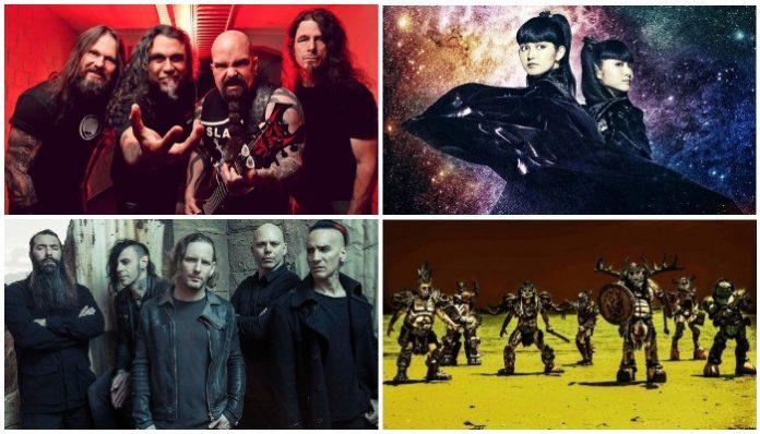 Metal Band Comics Header