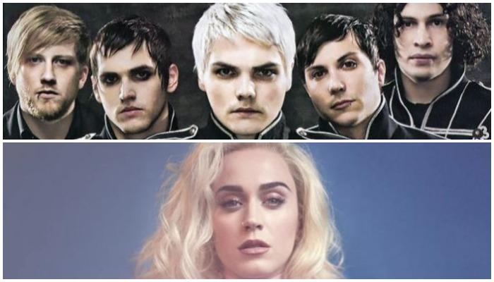 "My Chemical Romance get ""Helena"" pop rework with Katy Perry mashup"