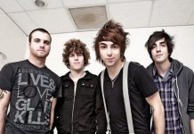all time low 2009 nothing personal alex gaskarth