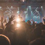 fake band names moshing crowdsurfing
