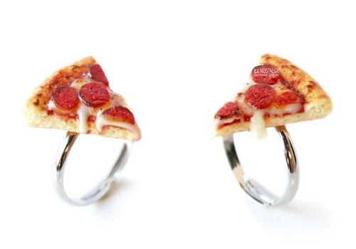 pop punk friend rings