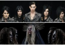 black veil brides in this moment