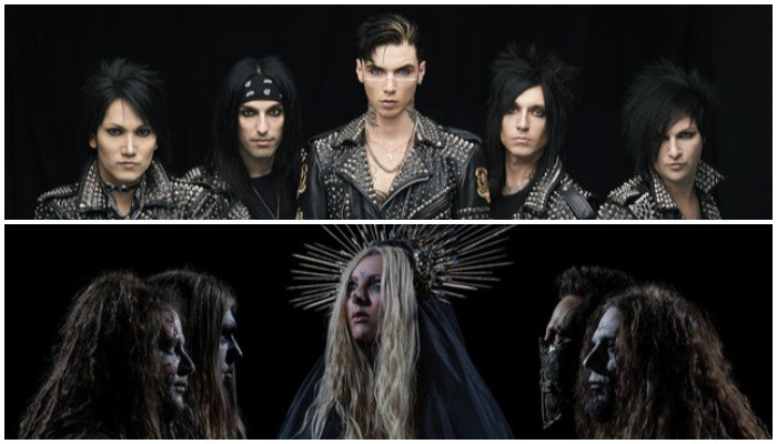 2020 Warped Tour.Black Veil Brides To Support In This Moment On 2020 Tour