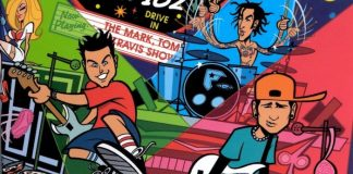 blink-182 mark tom and travis show