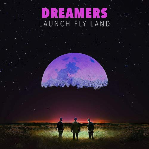 dreamers launch fly land