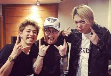 ed sheeran one ok rock studio
