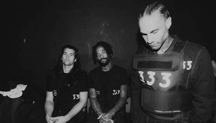 "FEVER 333 storm the ""KINGDOM"" in fierce new single"