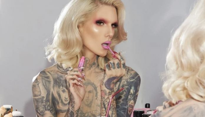 jeffree star 5 year anniversary, blood lust