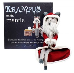 krampus on the mantle
