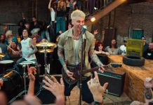 machine gun kelly mgk travis barker collab