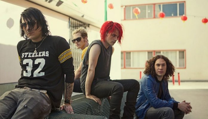 my chemical romance 2010