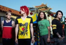 my chemical romance danger days