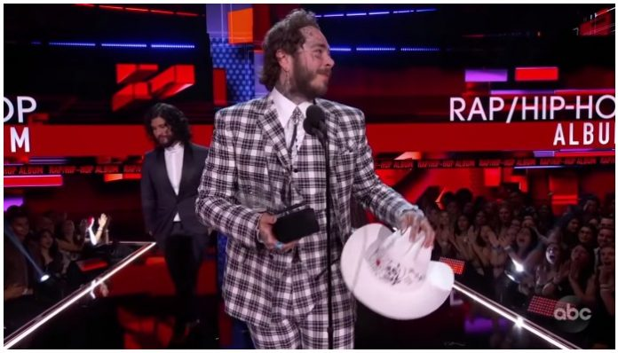 post malone amas