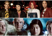 My Chemical Romance Smashing Pumpkins conspiracy theory