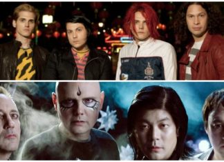 My Chemical Romance Smashing Pumpkins conspiracy theory