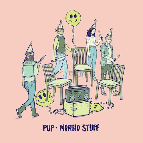 pup morbid stuff best albums 2019