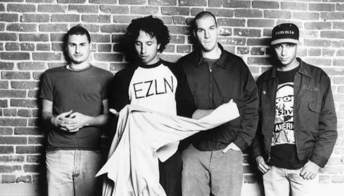 Rage Against The Machine may be raging again at Coachella