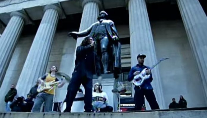 rage against the machine ratm political moments