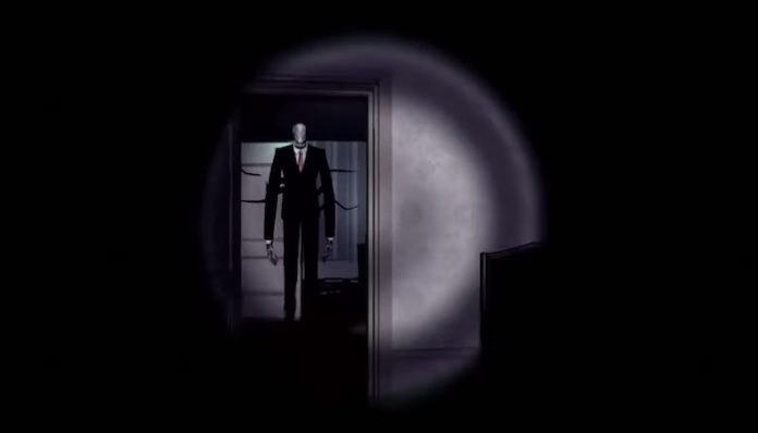 slender man horror video games