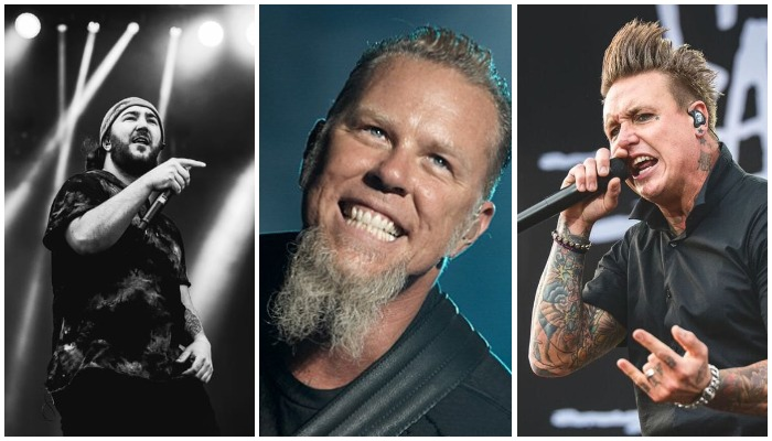 Epicenter 2020 lineup has Papa Roach, I Prevail, more joining Metallica