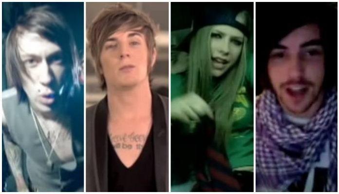 2000s scene trends