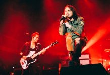 MCR my chemical romance reunion return show los angeles