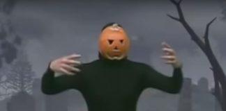 Dancing Pumpkin
