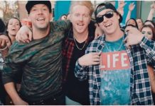 Simple Plan, State Champs, We The Kings, Where I belong video