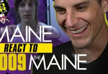 THE MAINE the ap tour 3oh!3