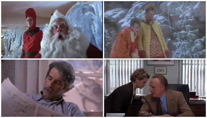 Can you guess the Christmas movie from a single screenshot?