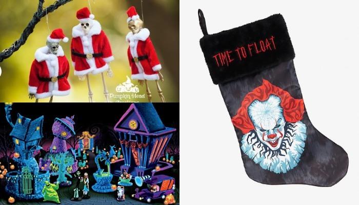 10 Creepy Christmas Decorations To Get Festive This Holiday Season