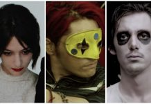 mcr characters my chemical romance
