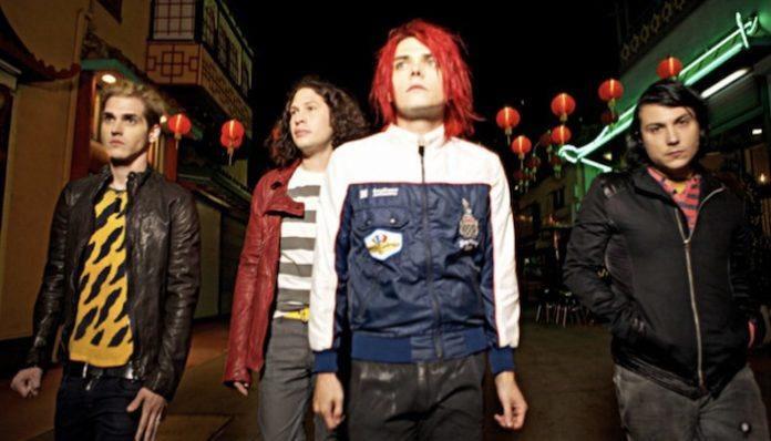 my chemical romance mcr danger days, reunion