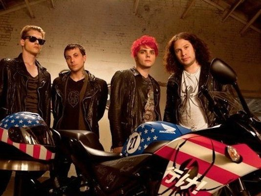 my chemical romance mcr danger days