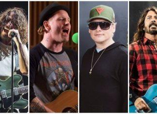 multiple bands musicians