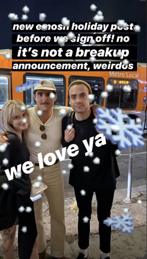 paramore 2019 post