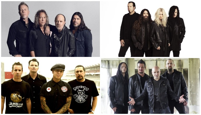 Welcome to Rockville 2020 has Disturbed, MIW and more joining Metallica