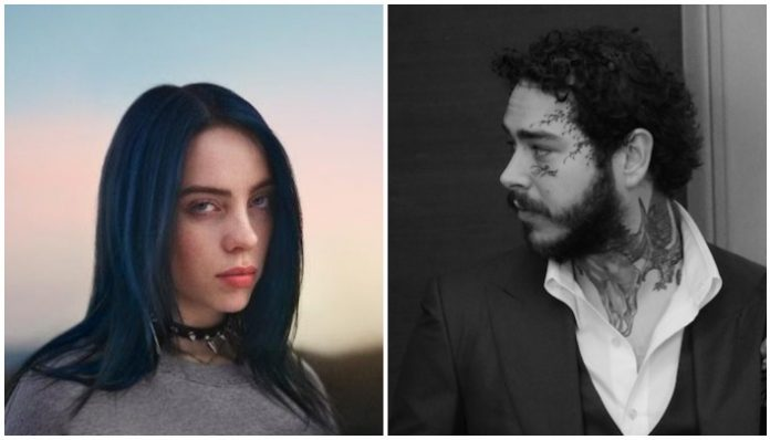 Billie Eilish, Post Malone dominate Spotify Wrapped 2019
