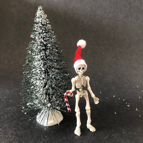 skulll stocking stuffer
