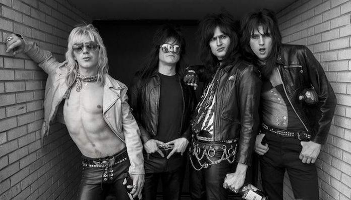 the dirt motley crue netflix Mötley Crüe