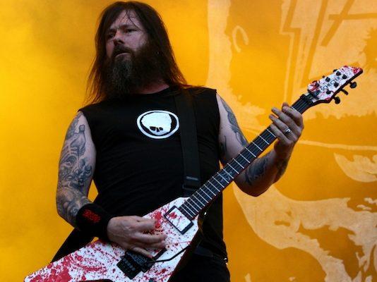 Slayer/Gary Holt