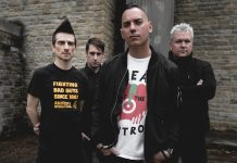 Anti-Flag 20/20 Vision Trump administration