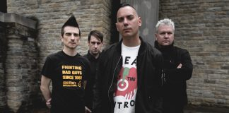 Anti-Flag 20/20 Vision Trump administration